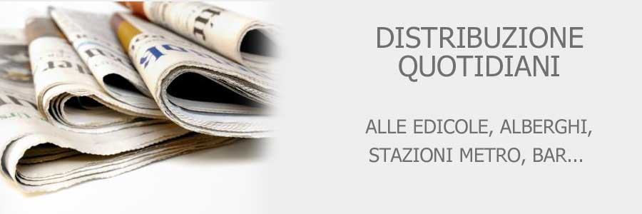 Distribuzione quotidiani